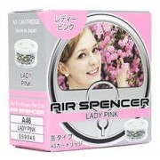 "Ароматизатор  Eikosha Air Spencer ""Lady Pink"""